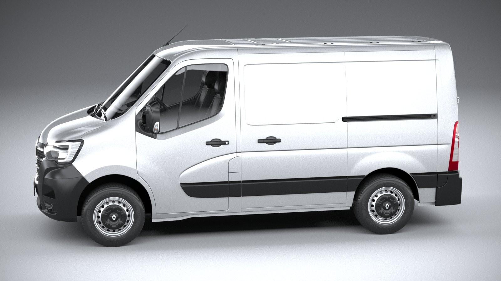 Renault Master Curto