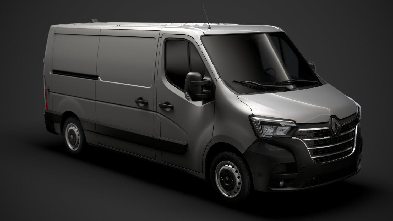 Renault Master Longo