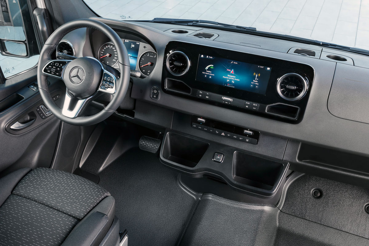Mercedes Sprinter Curto